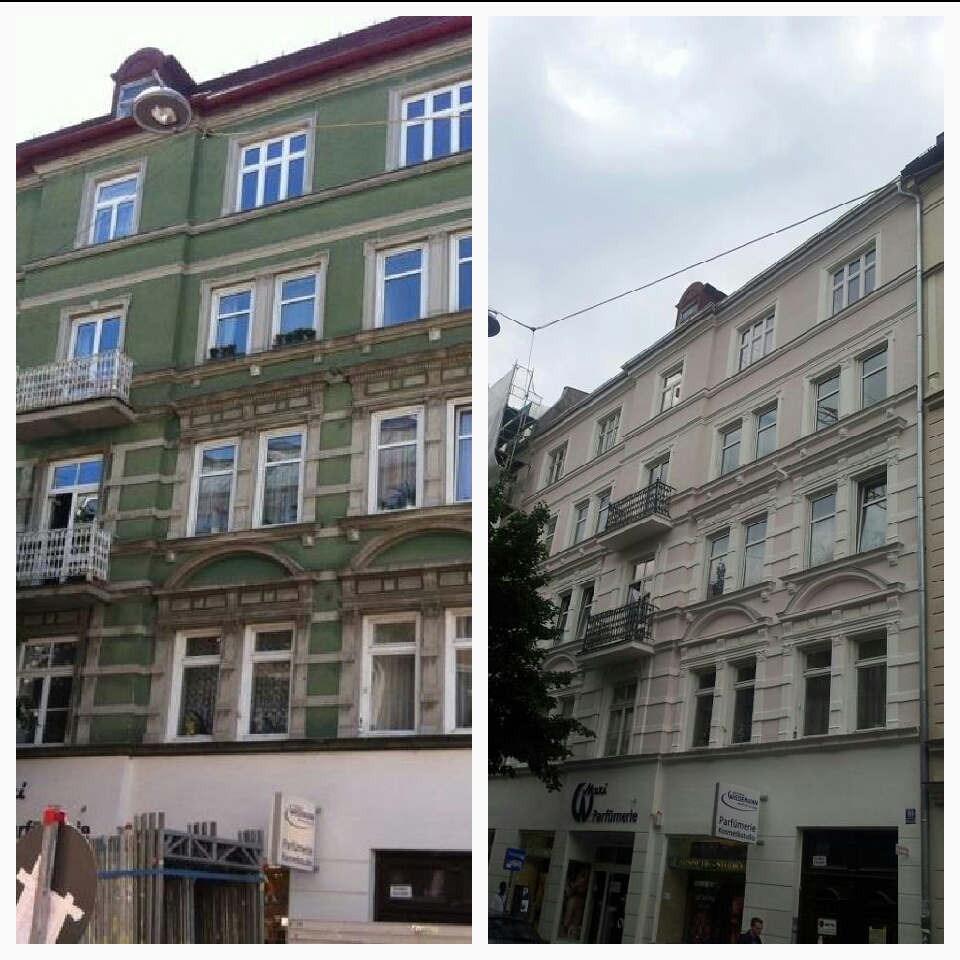 Malermeister-Hirschberg-in-München-Fassadensanierung3