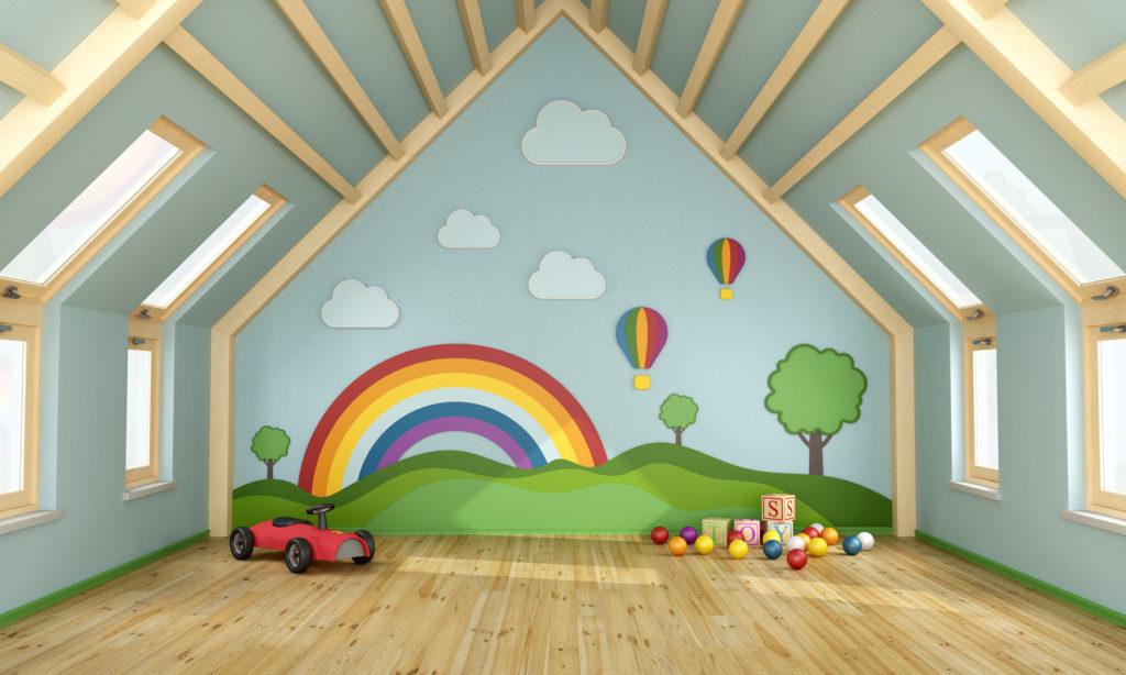 Individuelle Raumgestaltung mit einer persönlichen Note. Wir verschönern Ihre Räume mit individuell aufgemalten Bildern.